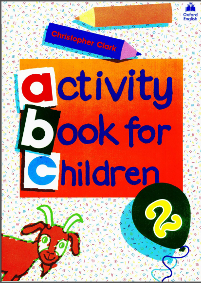 activity book for children 2