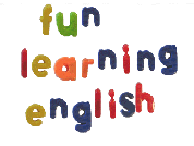 fun learning english