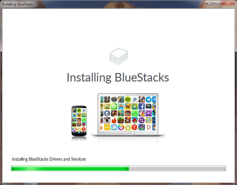 install bluestacks 1