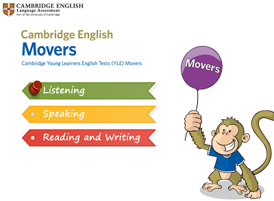 thi thử movers test