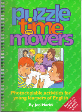 puzzle time for Movers