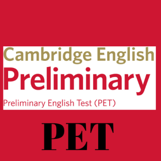 COMBO PRACTICE PET TEST (Preliminary English Test)