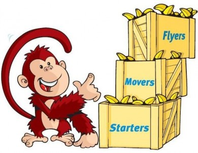 Download sách Starters - Movers - Flyers