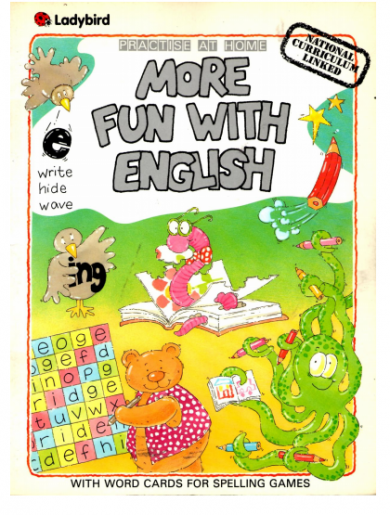 Download sách vui học tiếng anh - More Fun with English